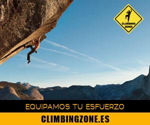 ClimbingZone.es Tu tienda de escalada